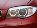 DEKRA road safety dipped headlights of an BMW 1991
