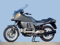 DEKRA road safety first BMW motorcycle K100 with ABS 1988