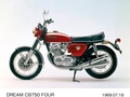 DEKRA road safety Honda CB 750 Four 1969