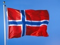 DEKRA Verkehrssicherheit Flagge Norwegen 1985