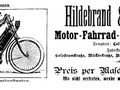 DEKRA road safety advertisement first motorcycle in the world 1894